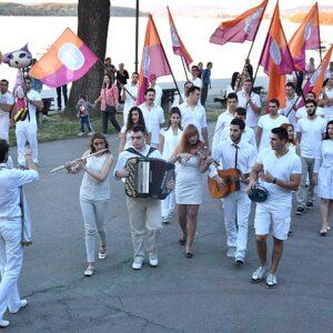 Awakening of the festival