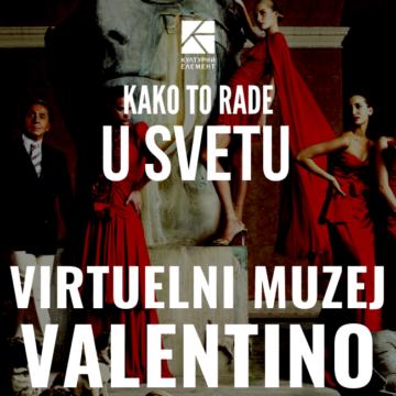 Virtuelni muzej Valentino