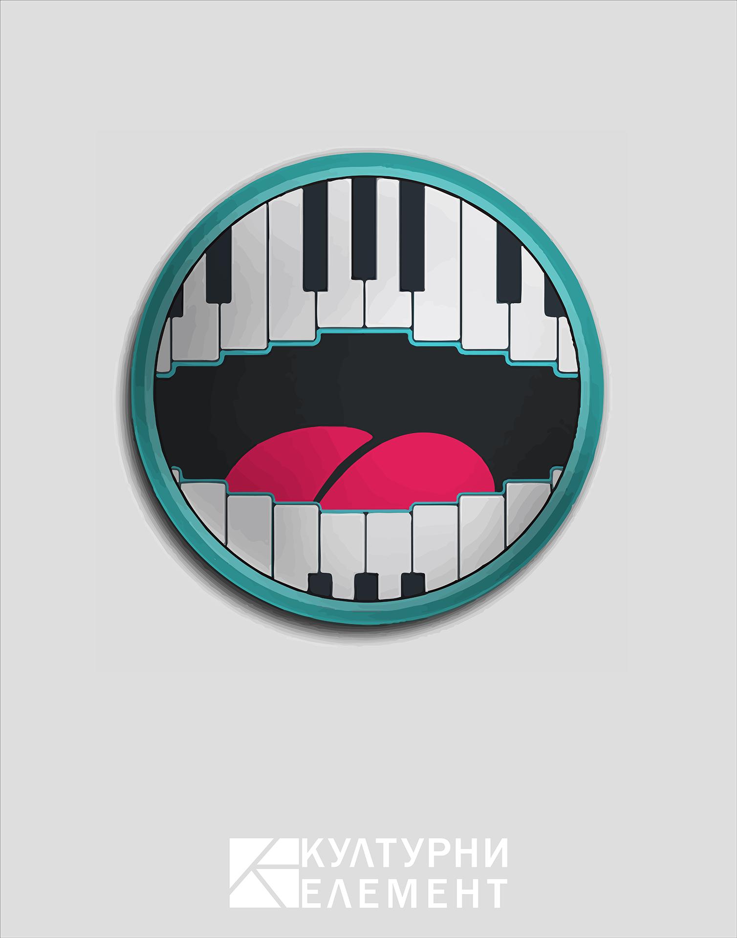 Bedž klavir
