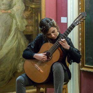 Koncert u ateljeu – Amalia Miler