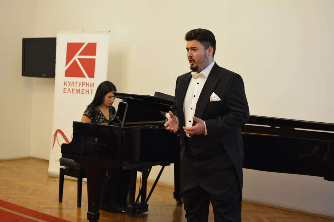 Solistički koncert Mateja Predojevića Petrića