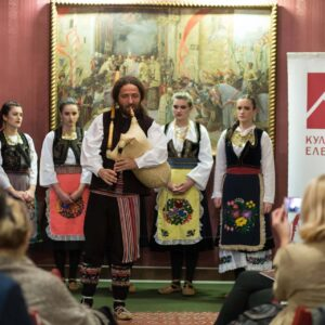 Koncert u ateljeu – muzička škola Mokranjac